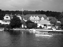 Leander Club in Henley on Thames